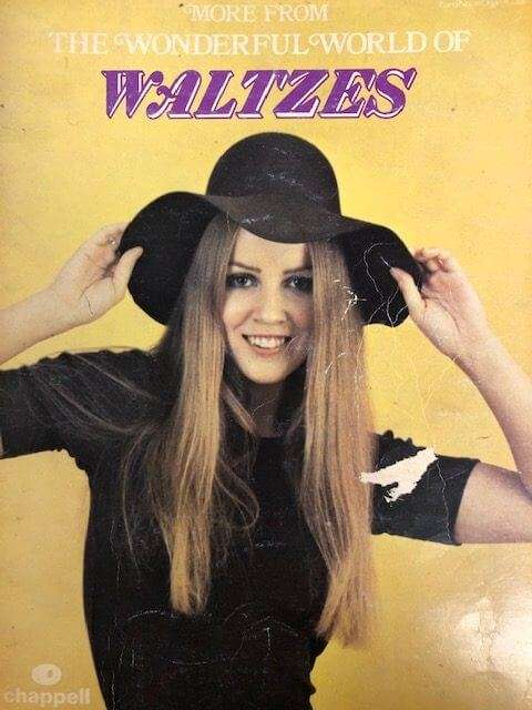 More From The Wonderful World of Waltzes - Piano/Vocal/Organ/Guitar