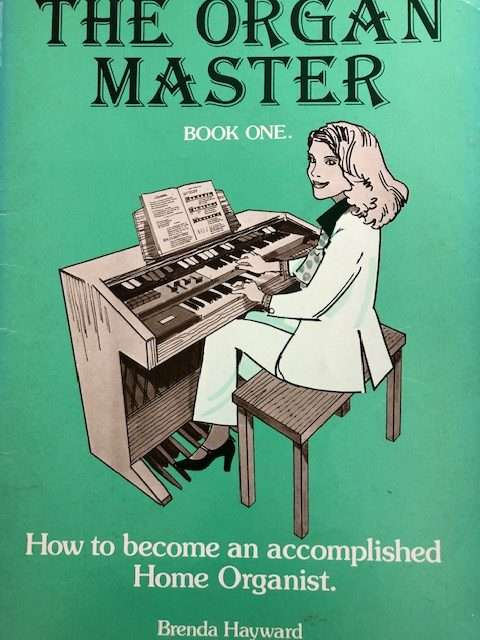 The Organ Master Book One