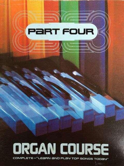 Organ Course Part Four