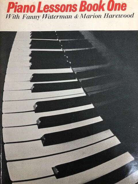 Piano Lessons Book 1 - Fanny Waterman & Marion Harewood