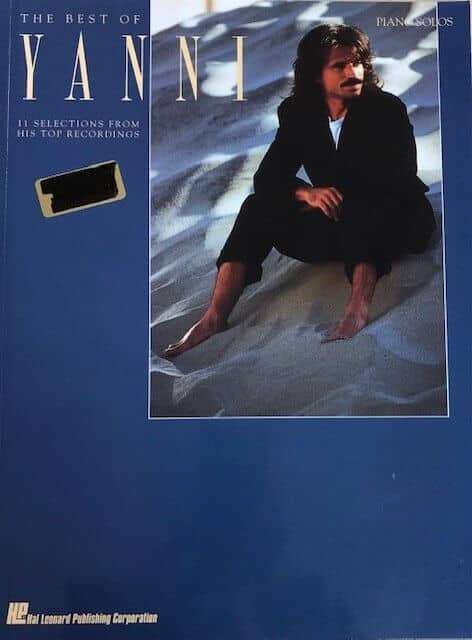 The Best of Yanni - Piano Solos