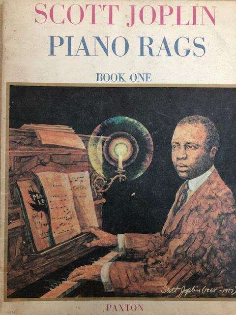 Scott Joplin Piano Rags Book 1