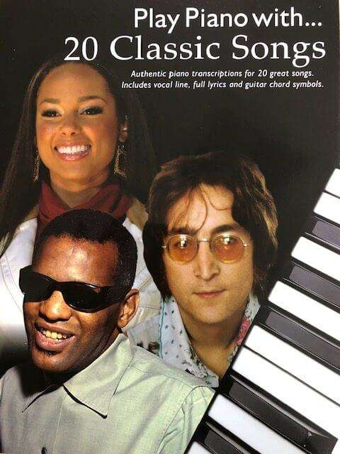 Play Piano With... 20 Classic Songs