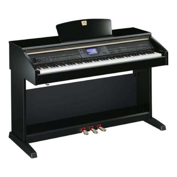 Used Yamaha CVP501 Digital Piano In Polished Ebony