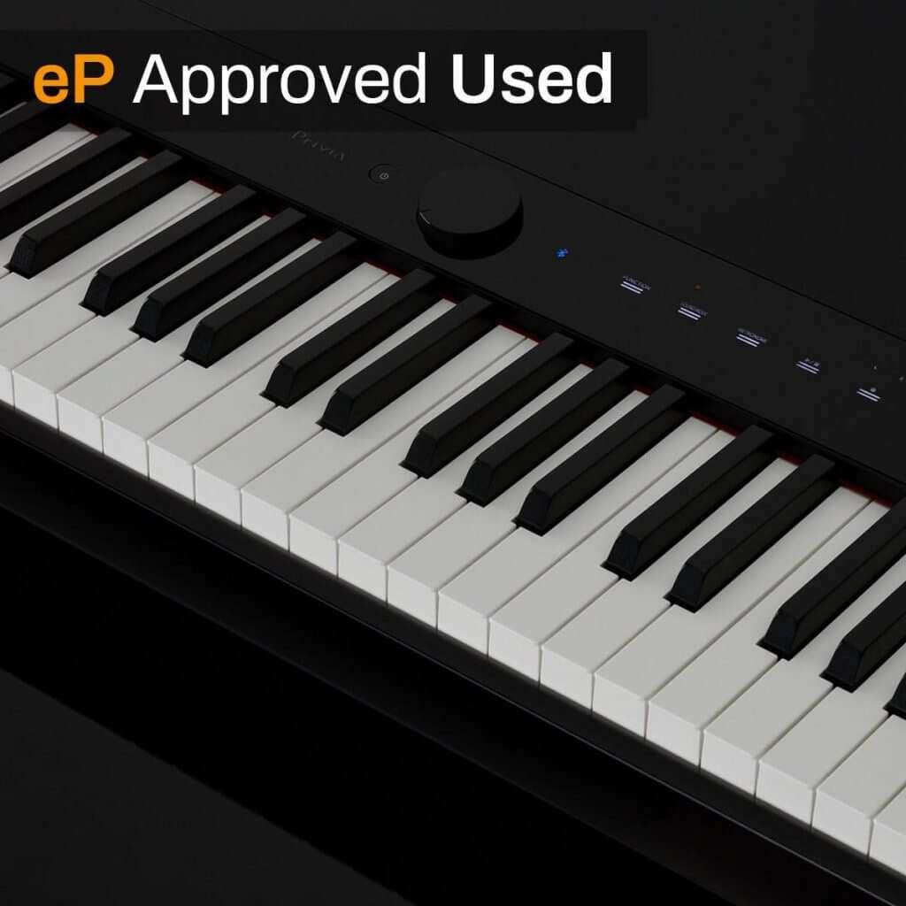 Used Casio Pianos