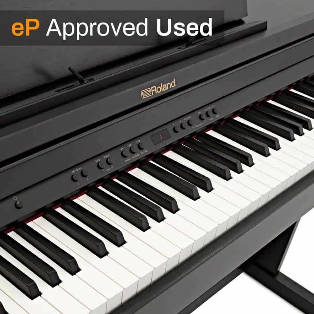 Used Roland Pianos