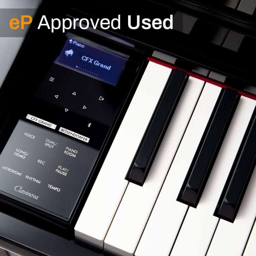Used Yamaha Pianos