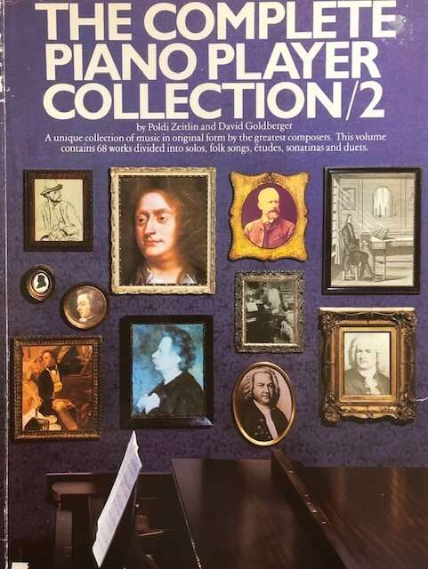 The Complete Piano Player Collection 2