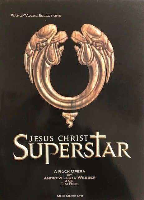 Jesus Christ Superstar - Piano/Vocal