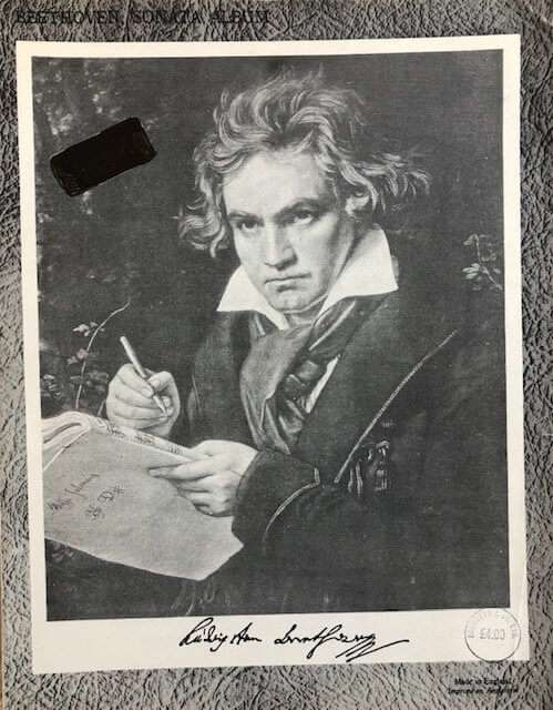 Beethoven Sonata Album - Piano