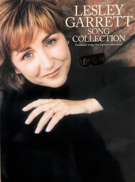 Lesley Garrett Song Collection - Piano/Vocal