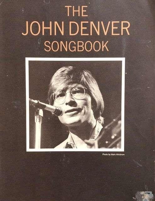 The John Denver Songbook - Piano/Vocal/Guitar