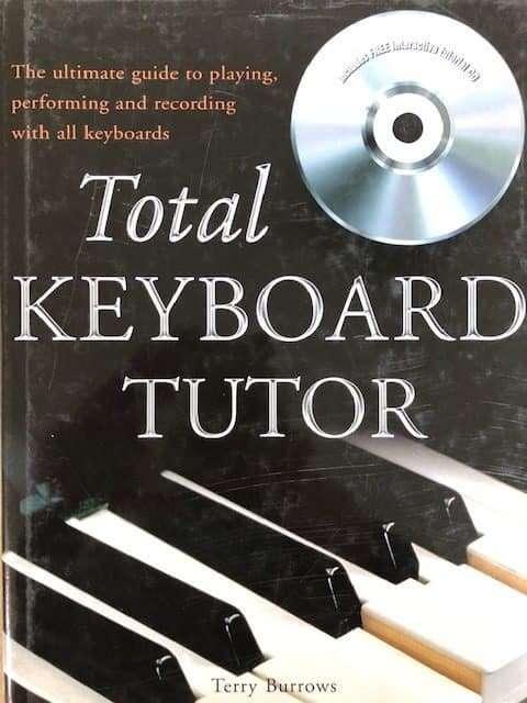 Total Keyboard Tutor (missing CD)
