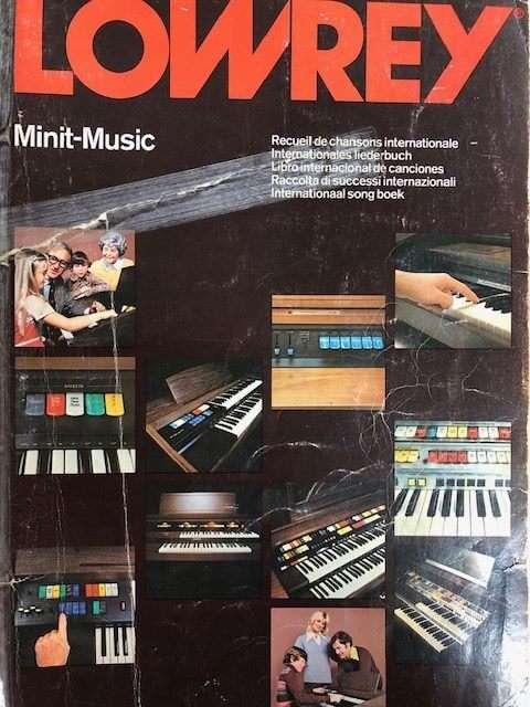 Lowrey Minit-Music - Easy Play