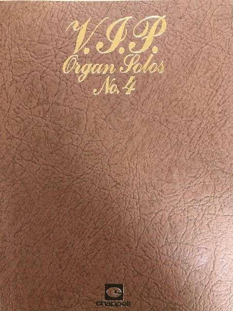 V.I.P. Organ Arrangements No. 4