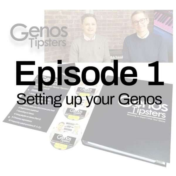 Genos Tipsters Information Pack | Episode 1: Setting Up Your Genos