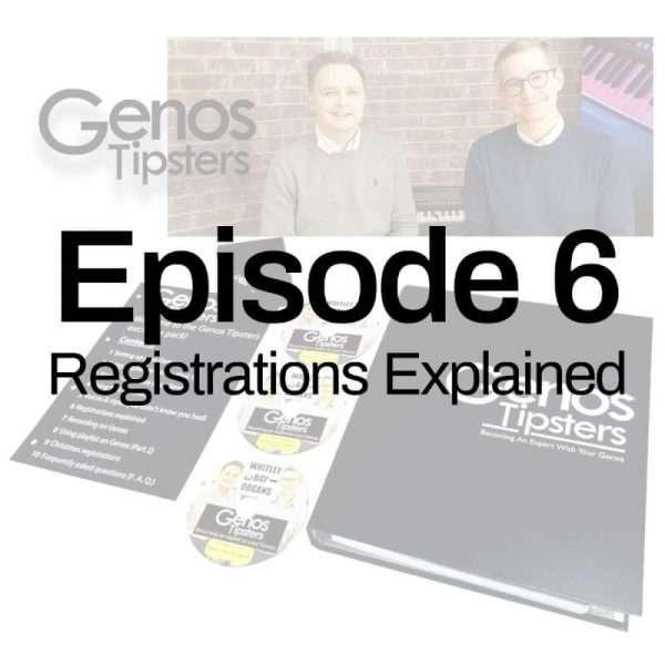 Genos Tipsters Information Pack | Episode 6: Registrations Explained
