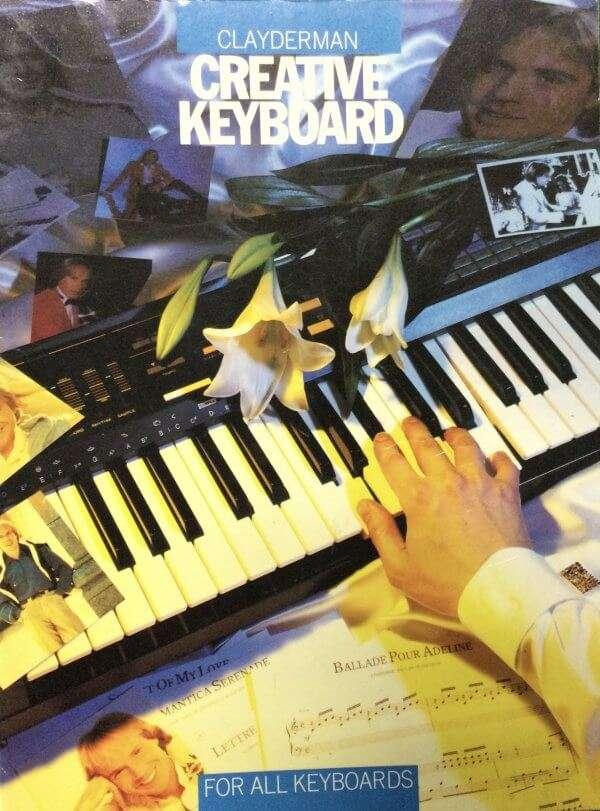 Clayderman Creative Keyboad