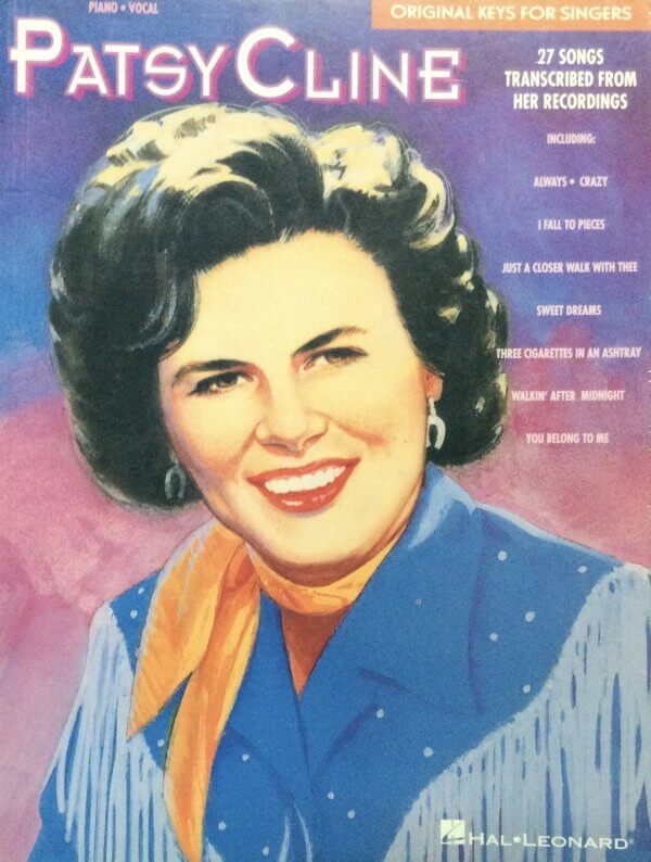 Patsy Cline 27 Songs - Piano/Vocal