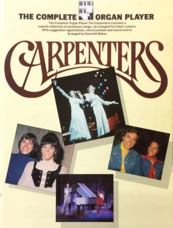 The Complete Organ Player - Carpenters