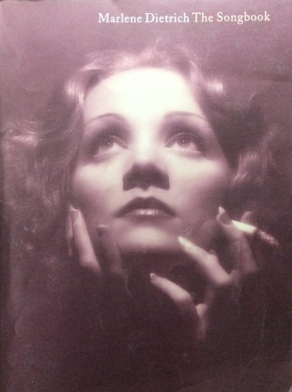 Marlene Dietrich The Songbook - Piano