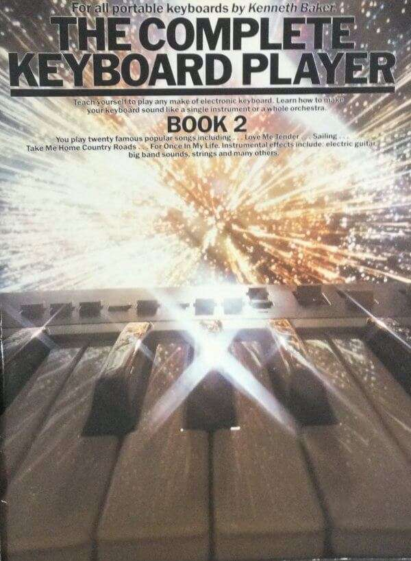The Complete Keyboard Player - Book 2