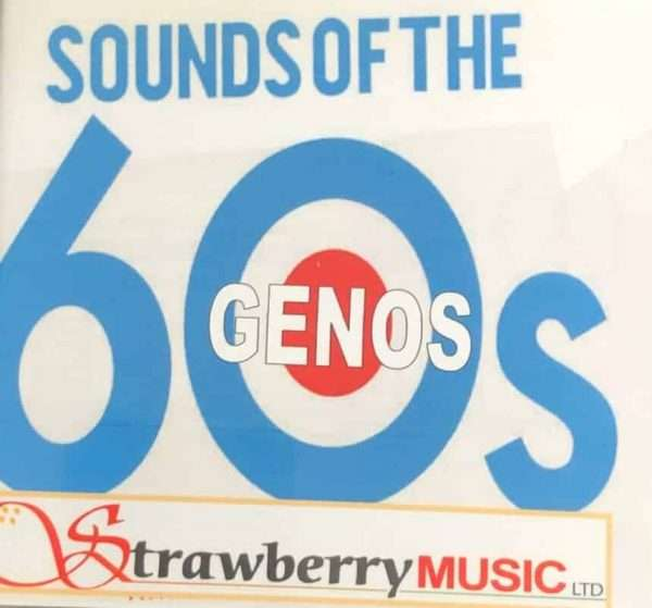 Sounds of the 60s USB - Genos - Strawberry Music