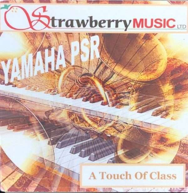 A Touch of Class USB - PSR S Series - Strawberry Music