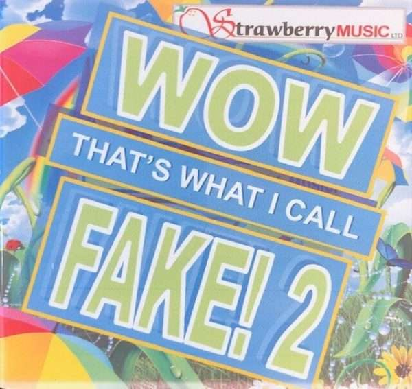 Wow That's What I Call Fake! 2 USB - Yamaha CVP - Strawberry Music