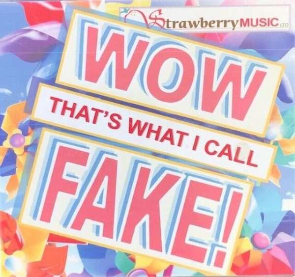Wow That's What I Call Fake! USB - Tyros 5 - Strawberry Music