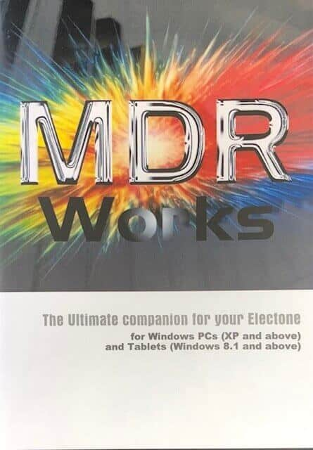 MDR Works for Yamaha Electones (for all Midi enabled Electones) - Bee Software