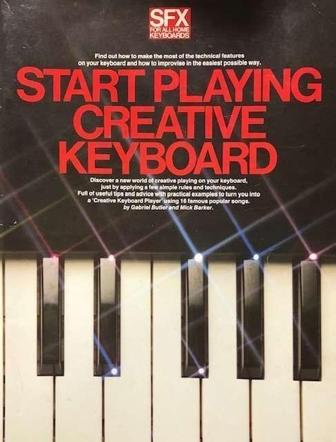 Start Playing Creative Keyboard SFX