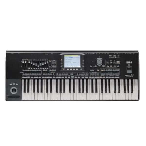 Used Korg PA3X 61 Note Professional Arranger Keyboard