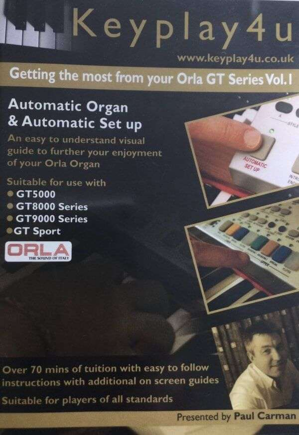 Getting the most from your Orla GT Series Vol. 1 - Keyplay4u