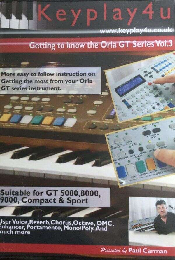 Getting the most from your Orla GT Series Vol. 3 - Keyplay4u