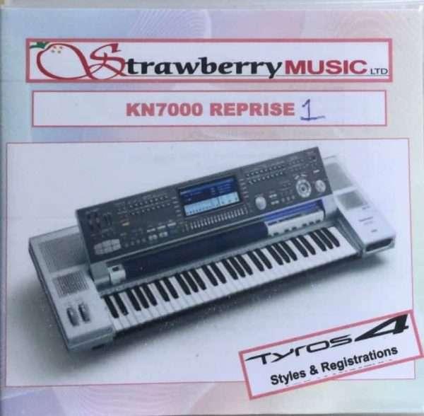KN7000 Reprise USB - Tyros 4 - Strawberry Music