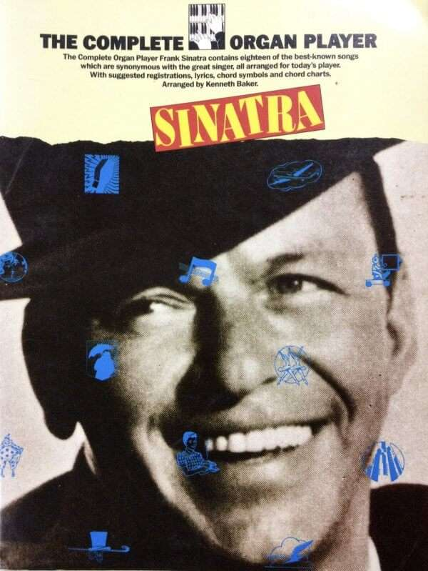 The Complete Organ Player - Sinatra