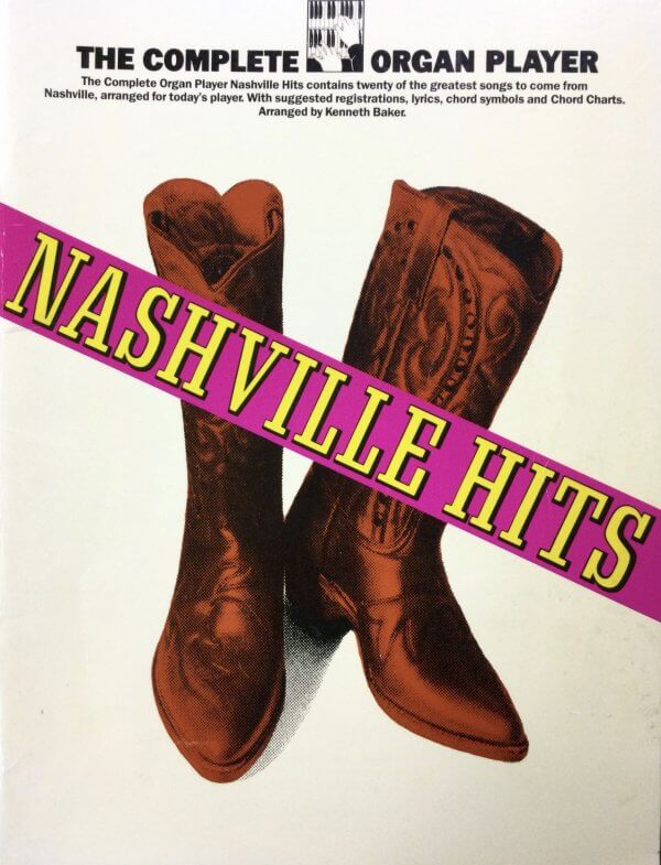 The Complete Organ Player - Nashville Hits