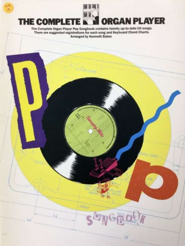 The Complete Organ Player - Pop Songbook