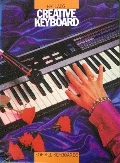 Ballads - Creative Keyboard
