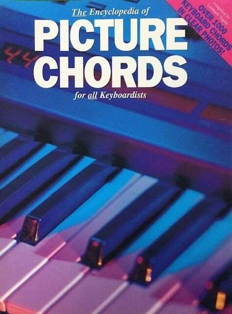 The Encyclopedia of Picture Chords for All Keyboards