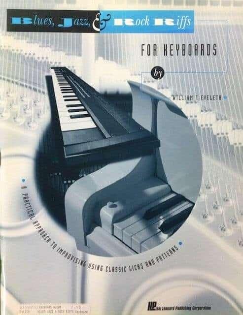 Blues, Jazz & Rock Riffs for Keyboards