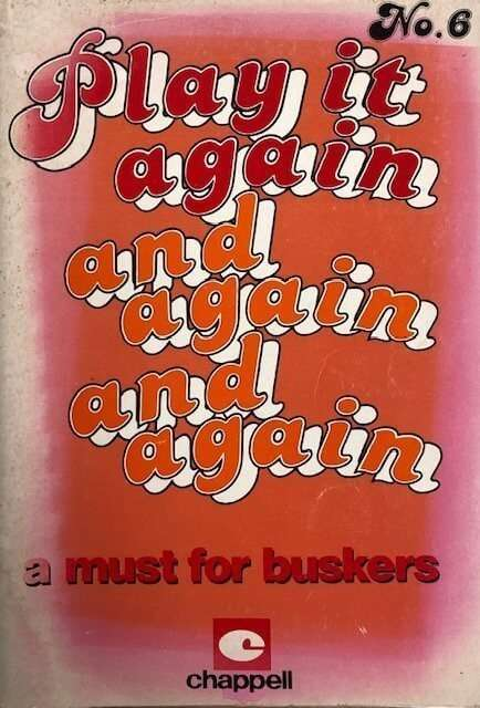 Play it Again and Again and Again a Must for Buskers No.6