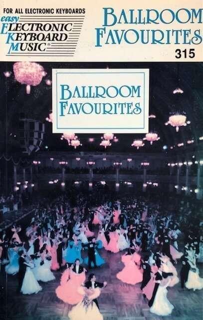 Ballroom Favourites 315 - Easy Play