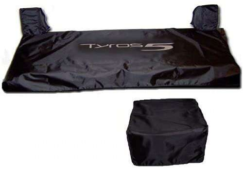 Pre Owned Yamaha Branded Tyros 5 76 Keyboard Cover Set