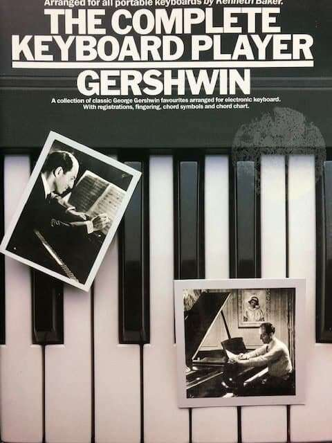 Gershwin - The Complete Keyboard Player