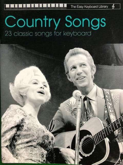 Country Songs- The Easy Keyboard Library