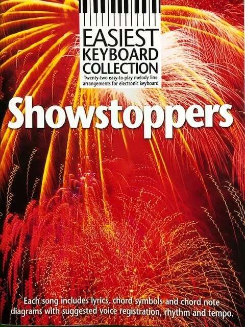 Showstoppers - Easiest Keyboard Collection