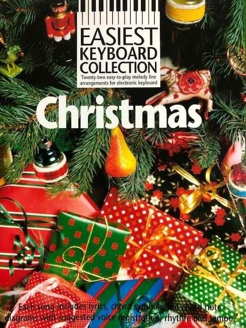 Christmas - Easiest Keyboard Collection
