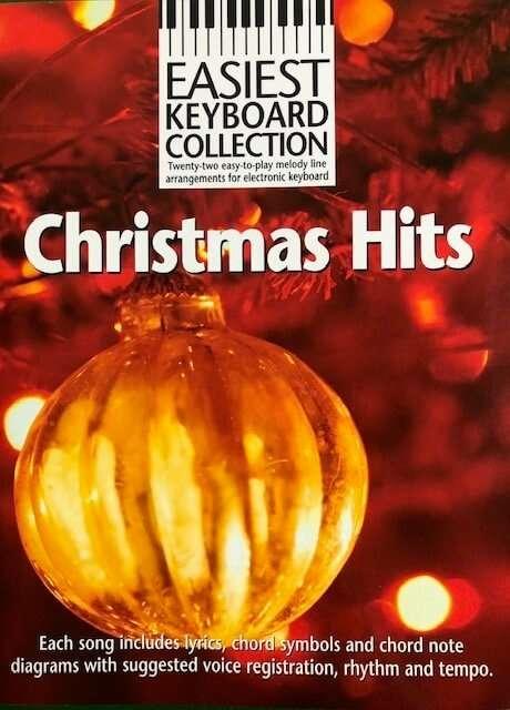 Christmas Hits - Easiest Keyboard Collection